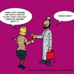 Cartoon: Ramadan - vasten zeker