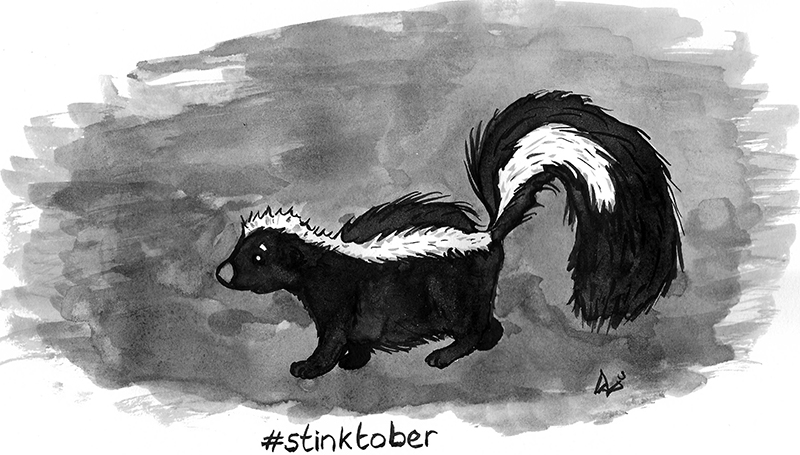 Stinktober preview