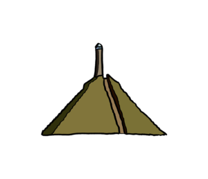 WNF Toertocht - Pyramide van Austerlitz
