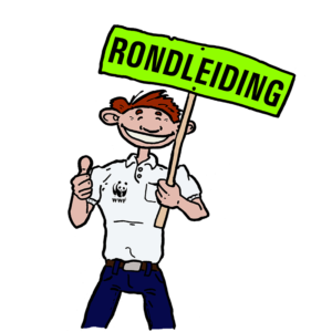 WNF Toertocht - Rondleiding
