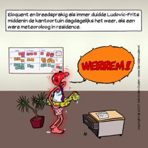 Cartoon: Werrem!