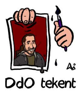 DdO tekent