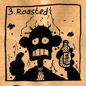 3. Roasted
