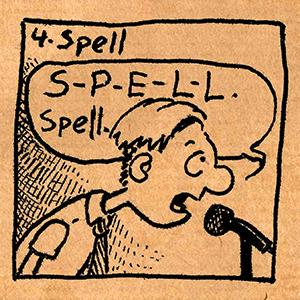 4. Spell