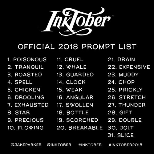 Inktober