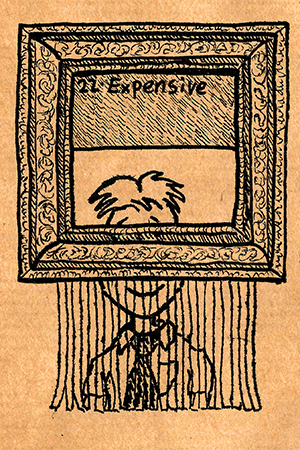 22. Expensive
