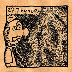27. Thunder