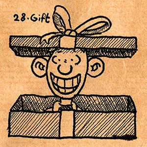 28. Gift
