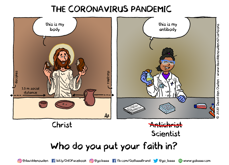 The Coronavirus Pandemic